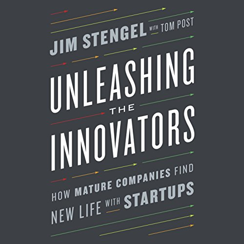Unleashing the Innovators audiobook cover art