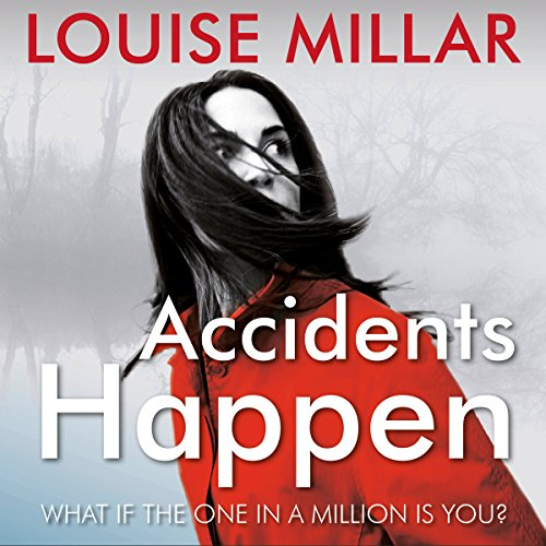 Accidents Happen audiobook cover art