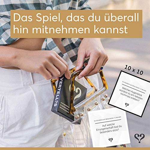 Kartenspiel Vertellis für tiefgründige Gespräche - 5