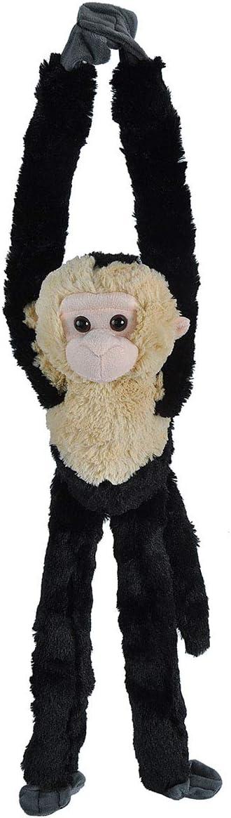 Wild Republic Hanging Monkey 20, Color Mono Capuchino (23483)
