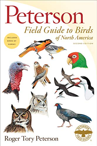 Peterson Field Guide to Birds of North America, Second Edition (Peterson Field Guides)