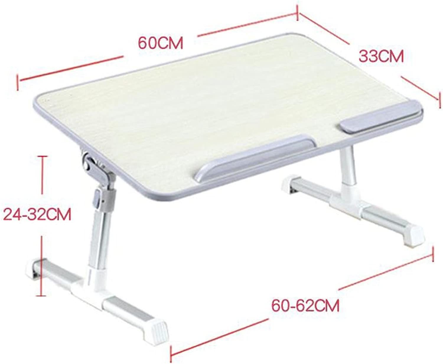 Table Desks Laptop Desk Student Dormitory Multifunctional Folding Small Tables (color   C)