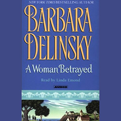 A Woman Betrayed audiobook cover art