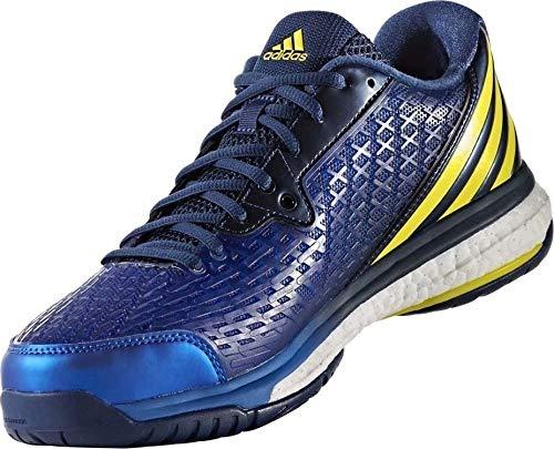 adidas adidas Herren Energy Volley Boost 2.0 Volleyballschuhe, Blau (Azumis/amabri/Azul), 42 EU
