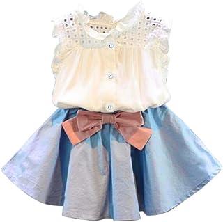 ec9bdb627 Amazon.es: Absolute Vestido Niña: Ropa