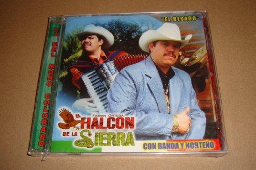 Fabian Ortega 'El Halcon De La Sierra' Con Banda Y Norteno