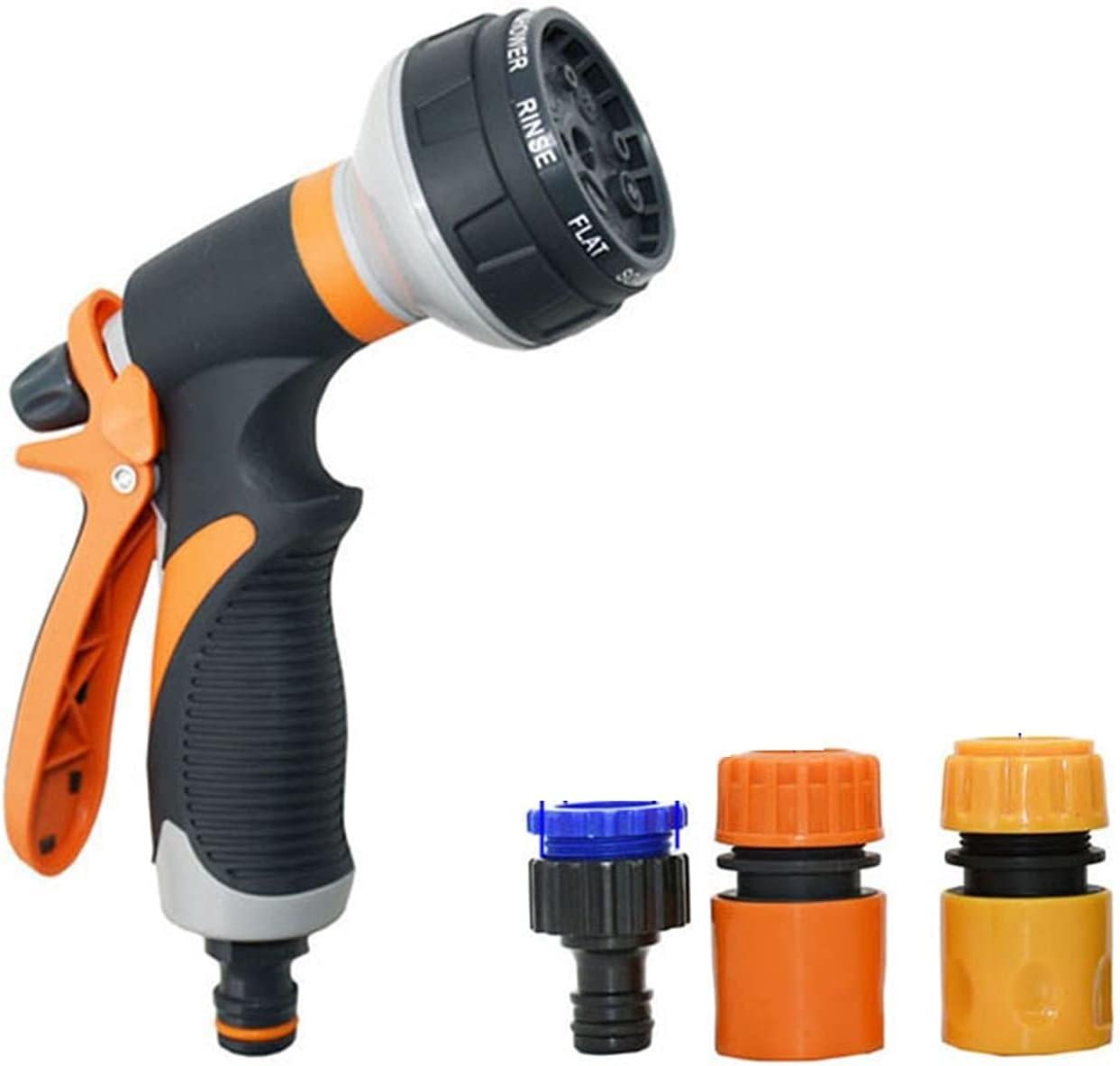LOVCCIE Hose Max 69% OFF Pipe Spray Multi-Fu Omaha Mall Adjustable Gun