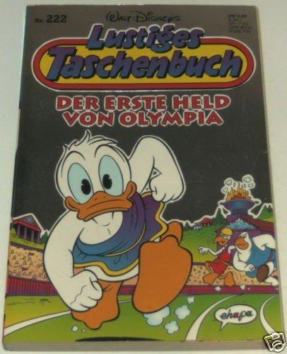 LTB Nr. 222 - Der erste Held von Olympia  Lustiges Taschenbuch