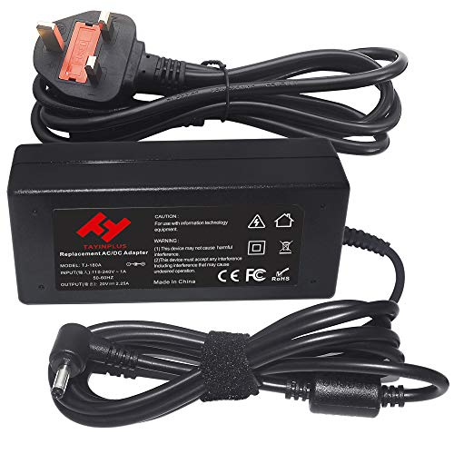 TAYINPLUS 20V 2.25A 45W Laptop charger for Lenovo Ideapad 320 330 320s 330s 310 110 110s C340 S340 Notebook AC Power Adapter(4.0x1.7mm)