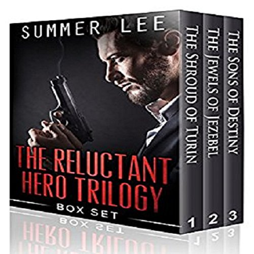 The Reluctant Hero: The Complete Trilogy audiobook cover art