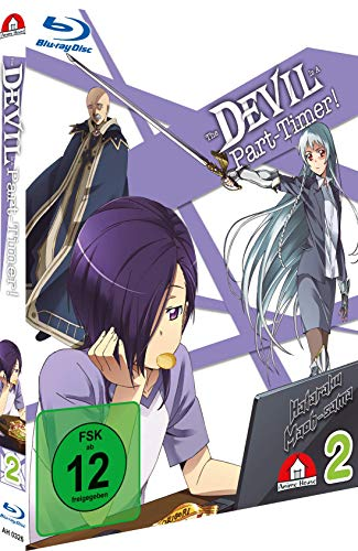 The Devil is a Part-Timer - Vol.2 - [Blu-ray]