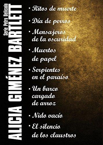 Serie Petra Delicado (Pack) (Edición de 2013) (Áncora & Delfín) (Spanish Edition)