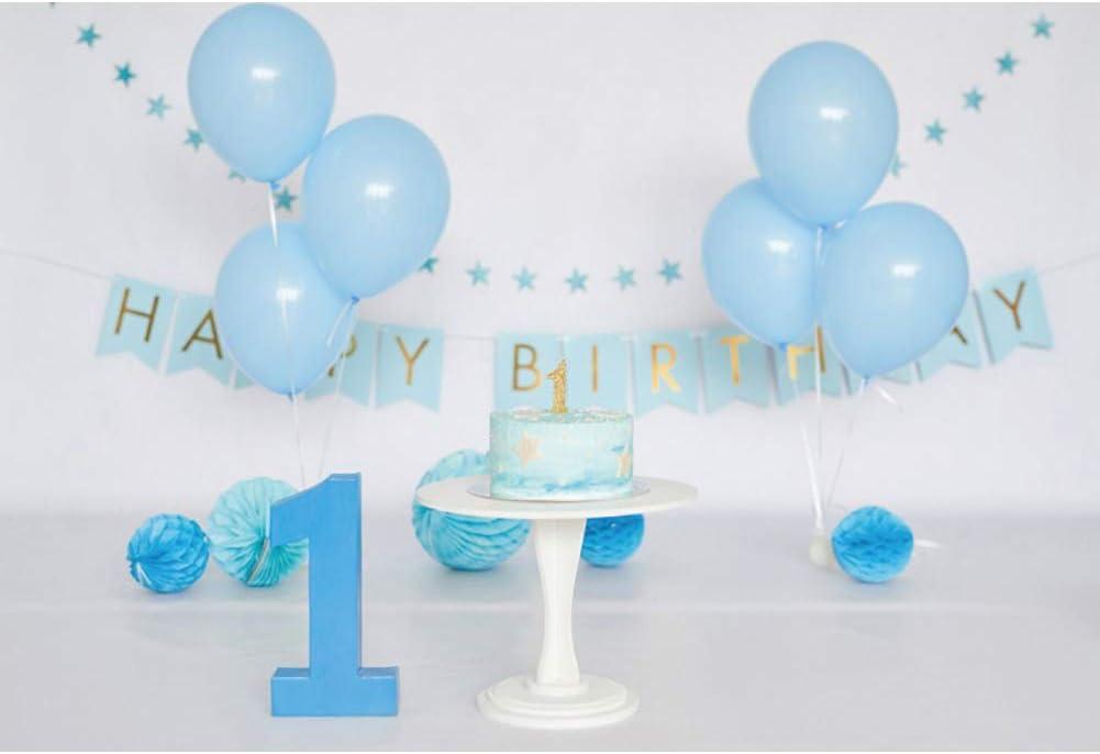 OFILA Factory outlet Boys 1st Birthday Backdrop 9x6ft Smash Photograph Cake shopping