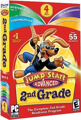 Jumpstart Advanced 2nd Grade