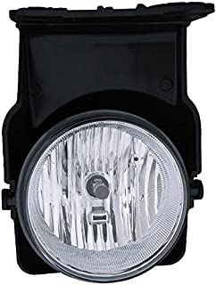 Depo 335-2008L-ACN GMC Sierra Driver Side Replacement Fog Light Assembly