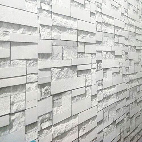 YXDS Wandaufkleber Simulation Umweltschutz Wallpaper PVC wasserdichte 3D-Wandaufkleber Wohnzimmer Dekoration