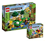 Lego 21164 Minecraft Die Bienenfarm 21165 + Minecraft El arrecife de coral 21164