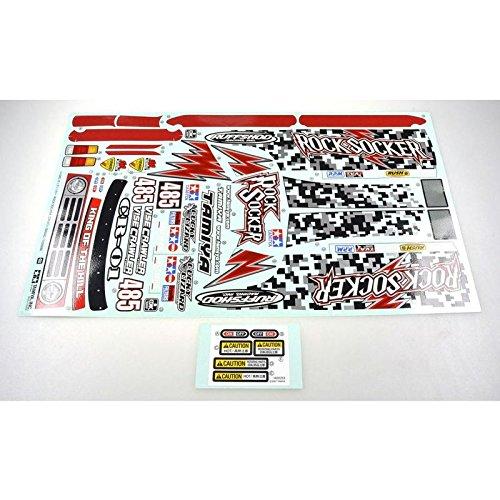 319495815 - Tamiya CR-01 Rock Socker Sticker