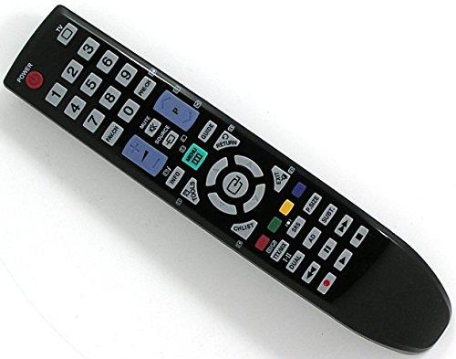 Ersatz Fernbedienung für Samsung TV Fernseher Remote Control / SA24 / LE46B530P7W/XCS LE46B530P7W/XRU LE46B530P7W/XSH LE46B530P7W/XUA LE46B530P7W/XXC LE46B530P7W/XXN LE46B530P7W/XXU LE46B530P7WXAB LE46B530P7WXBT LE46B530P7WXCS LE46B530P7WXRU LE46B530P7WXSH LE46B530P7WXUA LE46B530P7WXXC LE46B530P7WXXN LE46B530P7WXXU LE46B535P7W/XXE LE46B535P7WXXE LE46B550A5P LE46B550A5W LE46B551A6P LE46B551A6W LE46B554M2W LE46B558M3W LE46B579A5S LE46B620R3P LE46B620R3W LE46B625R3W PS42B450B