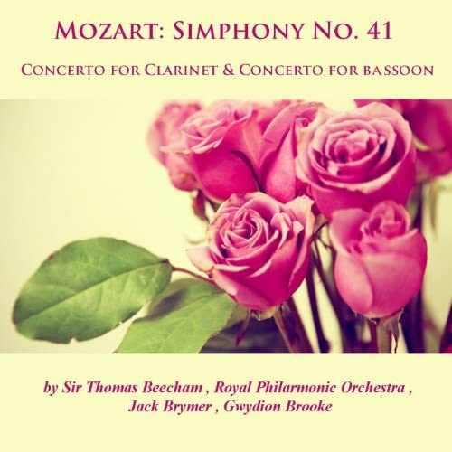 Royal Philarmonic Orchestra, Sir Thomas Beecham, Jack Brymer & Gwydion Brooke