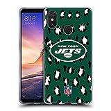 Head Case Designs sous Licence Officielle NFL Empreinte d'animal léopard New York Jets Art Coque en...