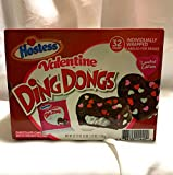 Hostess Valentine Ding Dongs 32 count