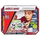 Meccano - 6047099 - Jeu de Construction - Kit d'Inventions Moteur