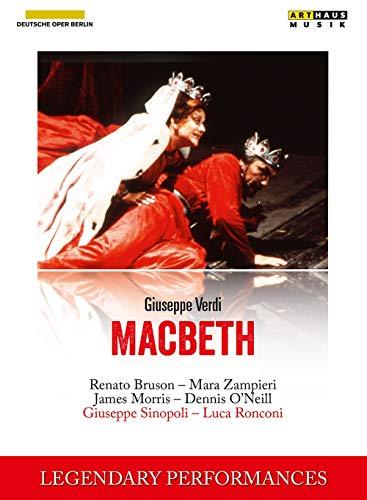 Verdi: Macbeth (Legendary Performances) [DVD]