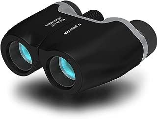personal-α 双眼鏡 10倍 10x22 6.5° (black) たったの137g 超軽量 長時間の使用でも疲れにくい