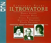 Verdi: Il Trovatore by PRICE / VIENNA PHIL ORCH / KARAJAN