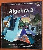 Hmh Algebra 2 2015: Teacher Edition