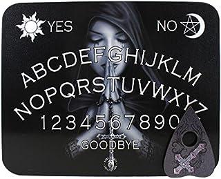 Ouija Spirit Boards Gothic Prayer Spirit Board with Planchette Anne Stokes Collection