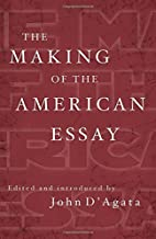 Best the making of the american essay Reviews