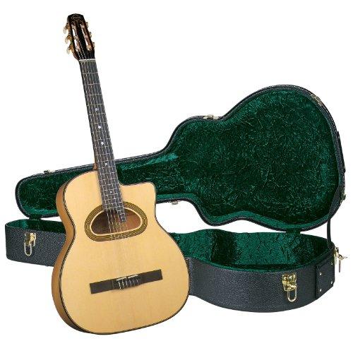 Gitane DG-560 Flamenco/Gypsy Jazz Gitarre mit Hartschalenkoffer