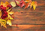 ❀Apply to: Our autumn backdrop adopts farm, autumn scenery, fallen leaves, fall forest, pumpkin, hay bales, barn, red berry, lake, sunset and so on, nice combination of multiple colors, bringing happiness and hysterical fun to the party decor. can be...