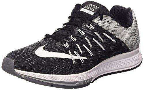 Nike Men's Air Zoom Elite 8 Running Shoe Black/White Size 7.5 M US