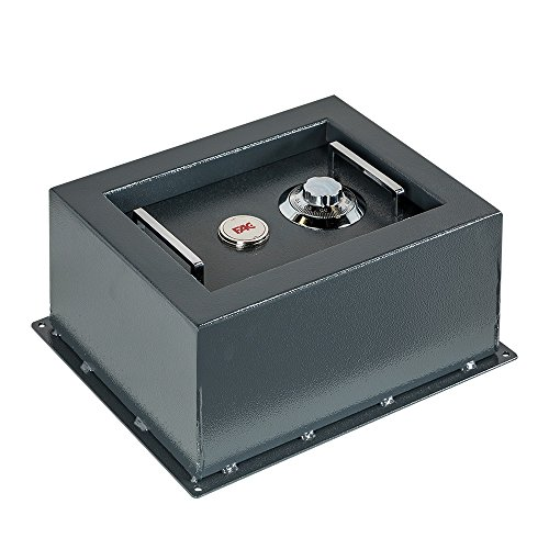 FAC 9081-AS - Caja fuerte para suelo (32x25x16cm)
