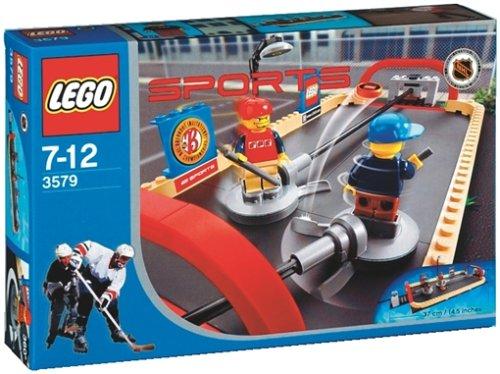 Lego 3579 - NHL Street Hockey, 114 Teile