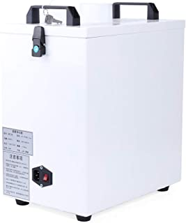 TFCFL 80W The Pure Air Fume Extractor Smoke Purifier For CNC Laser Engraving Machine DC Brushless Motor 110V US Stock