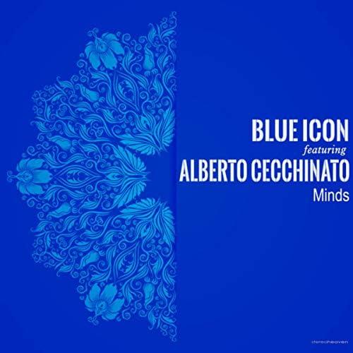 Blue Icon & Alberto Cecchinato