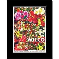 WILCO - UK Tour 2007 Mini Poster - 35.6x25.4cm