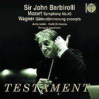 Mozart: Symphony No.40, Wagner: Gotterdammerung Excerpts by Anita Valkki