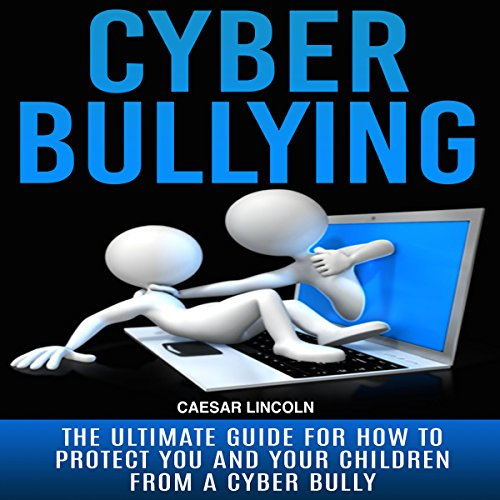 Cyberbullying audiobook cover art