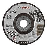 Bosch 2608603511 Meule à Ãbarber à moyeu dÃportà best for inox A 30 V inox BF 125 mm 7,0 mm