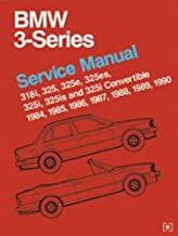 B390 BMW 3 Series 318 325 E30 Service Manual 1984-1990