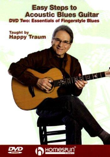 Easy Steps To Acoustic Blues Guitar - Gitarre - DVD