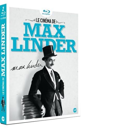 Le Cinéma de Max Linder [Blu-Ray + Livre]