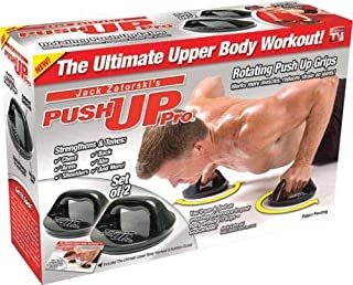 Professional Push Up Pro, The Ultimate Upper Body Workout