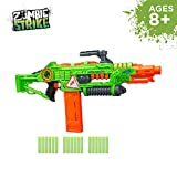 Revoltinator Nerf Zombie Strike Toy Blaster with motorized Lights Sounds & 18 Official Darts for...