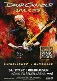 David Gilmour - Live, Oberhausen 2015 »